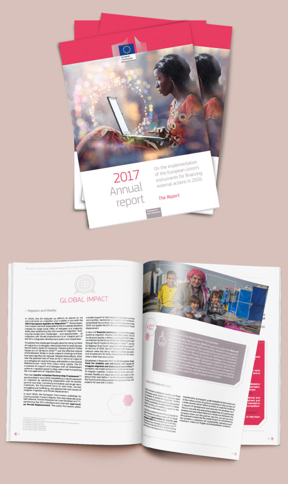 2017 Annual Report – DevCo / Global Concept Consulting