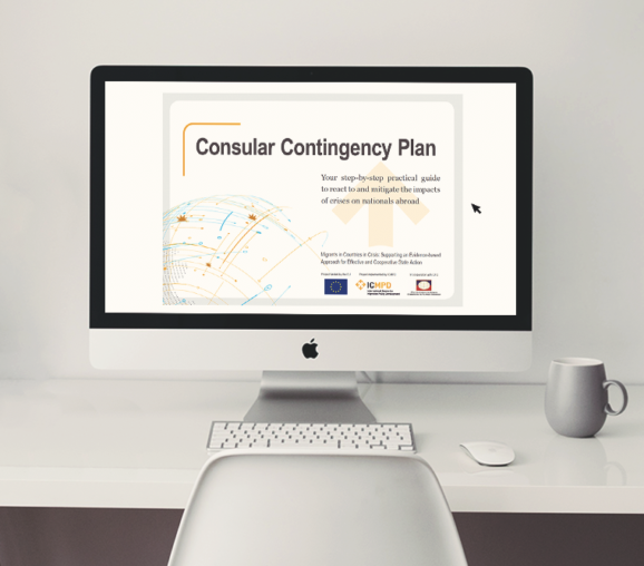 Interactive Consular Contingency Plan ICPMD / Global Concept Consulting