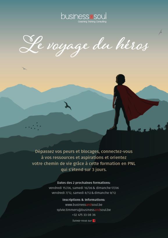 Business and Soul / Le Voyage du Héros
