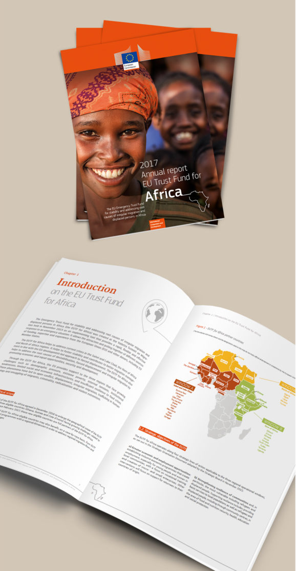 2017 Annual report – EU Trust fund for Africa / Global Concept Consulting