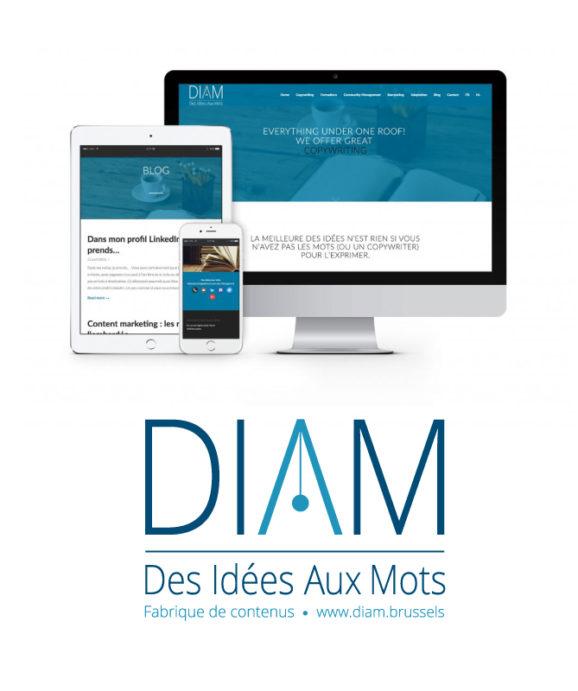 DIAM / Des Idées aux Mots