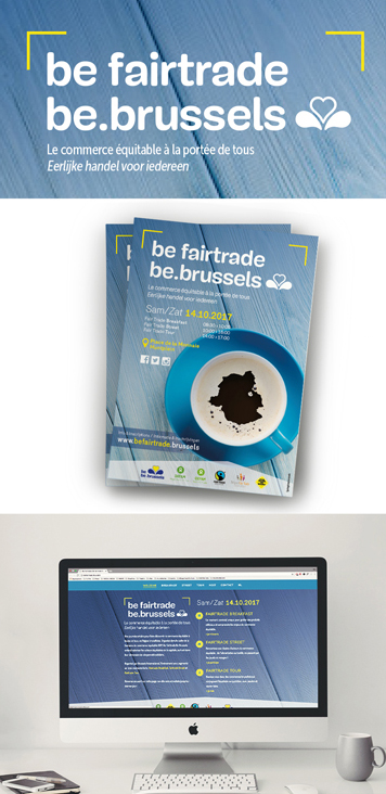 Be Fairtrade, Be Brussels – 14/10/2017 / Springtime Brussels